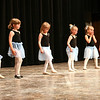 "The four year-old class performs ""Beauty and the Beast"" at the GAC dance recital.<br /> <br /> Photo by Chris Rourke"