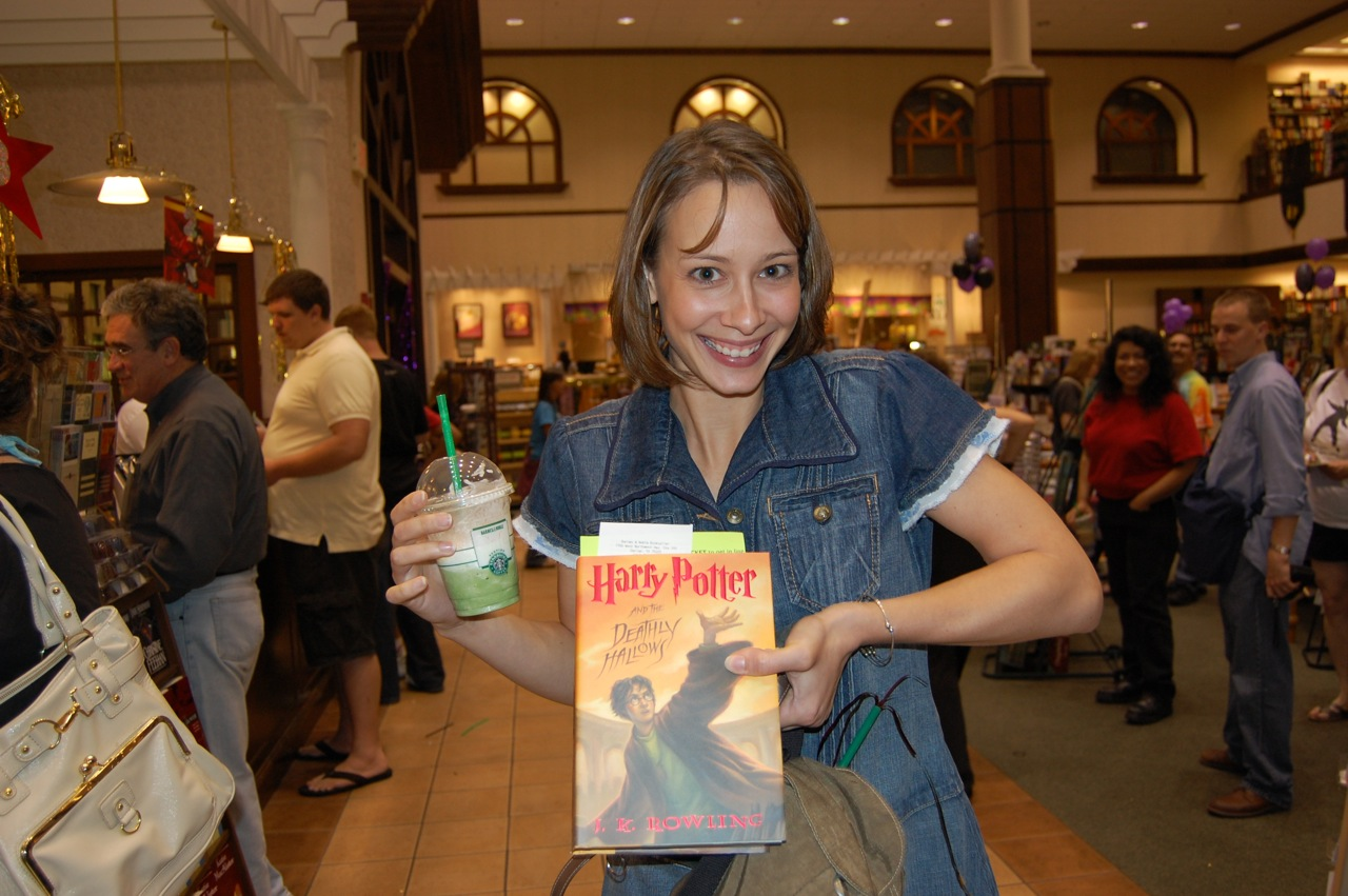 GBTV Harry Potter Meetup #13  Yeh!  I got one!