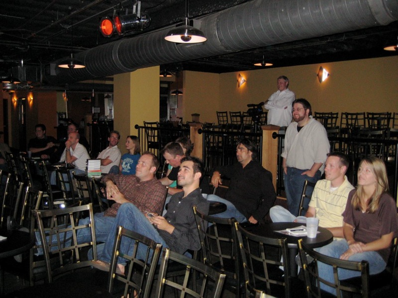 GeekBrief.TV Viewers  At The Big Bang in Nashville
