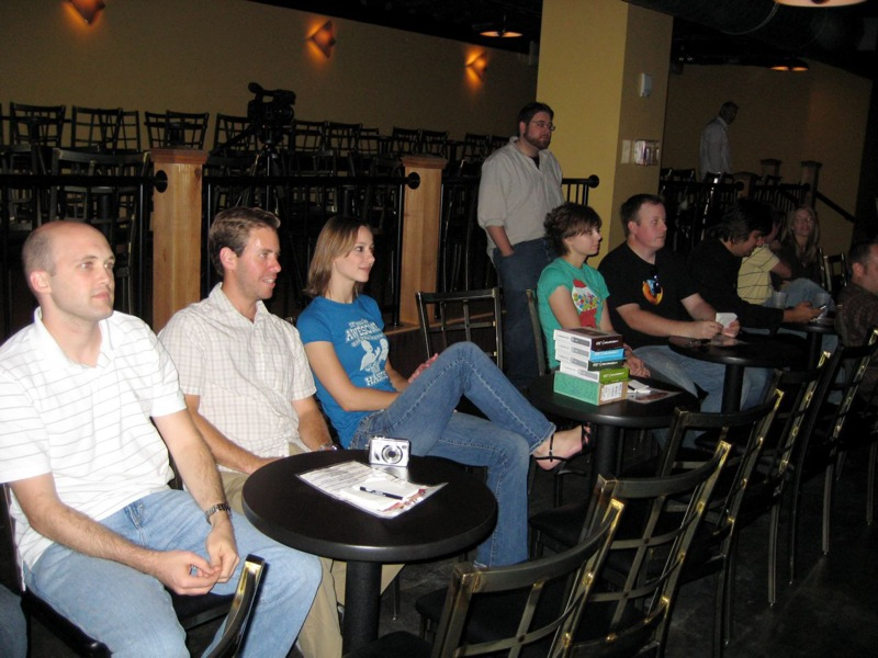 GeekBrief.TV Viewers  At The Big Bang in Nashville