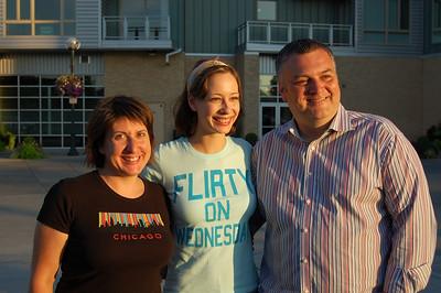 GBTV Meetup (Portland)  Diane, Cali & Tom