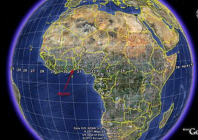 GHANA: Feb 24-March 10, 2011