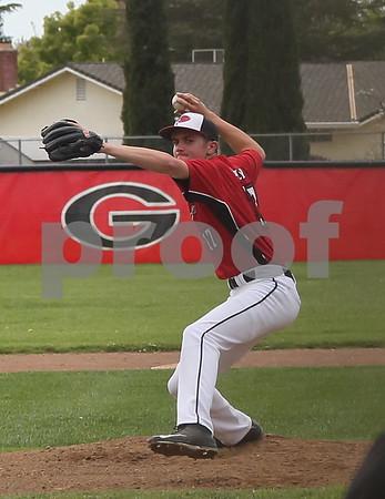 GHS baseball vs Rosemont