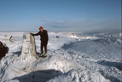 Kinder Low, Derbyshire
