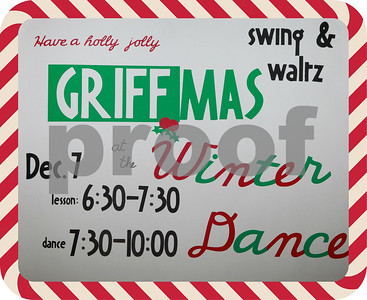 GP Griffmas Dance 2013
