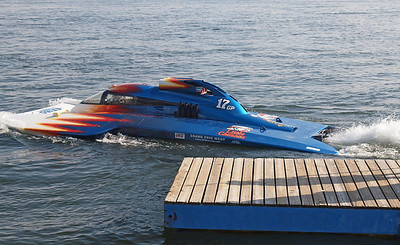 GPW Hydroplanes at 2012 Tri-Cities Races