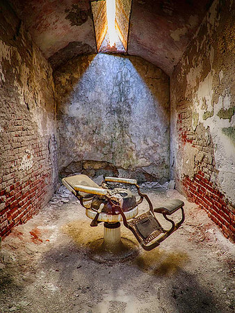 Eastern State Penitentiary 3-16