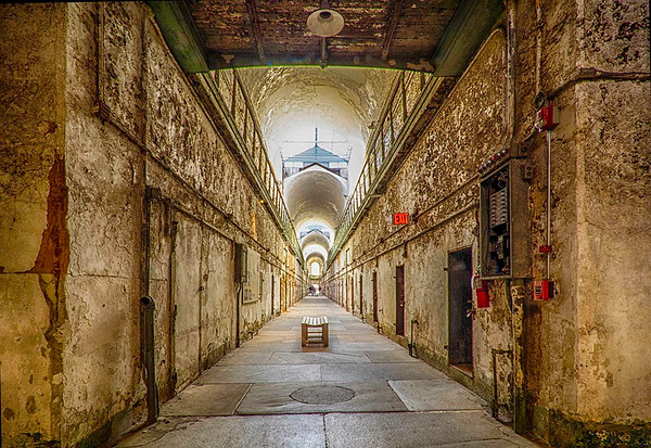 Eastern State Penitentiary 2-16