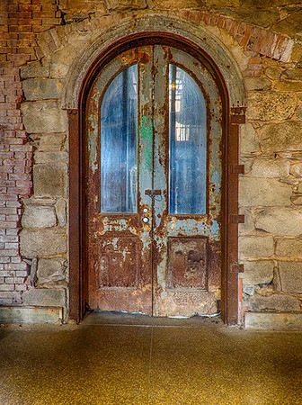 Eastern State Penitentiary 5-16
