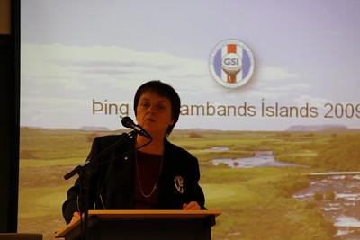 Golfþing 2009