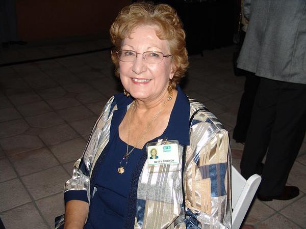 Betty Crickon