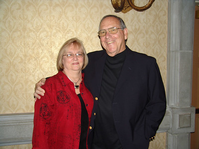 Lynda Gritzmacher and Gordon McClure