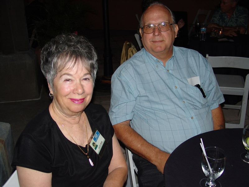 Julie and Bob Bain