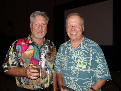 From Left: Warren Mundy & Edward Krause