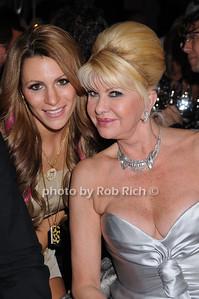 Diane Passage, Ivana Trump photo by Rob Rich © 2008 robwayne1@aol.com 516-676-3939