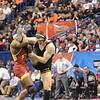 2015 NCAA National Championships<br /> 197<br /> Quarterfinal - Kyven Gadson (Iowa St.) 30-1 won by major decision over Nathan Burak (Iowa) 24-7 (MD 12-2)