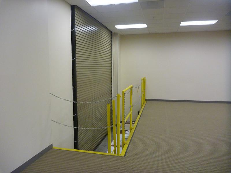 sweet loading dock