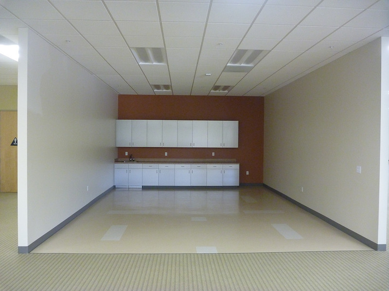 break room (will be closed in?)