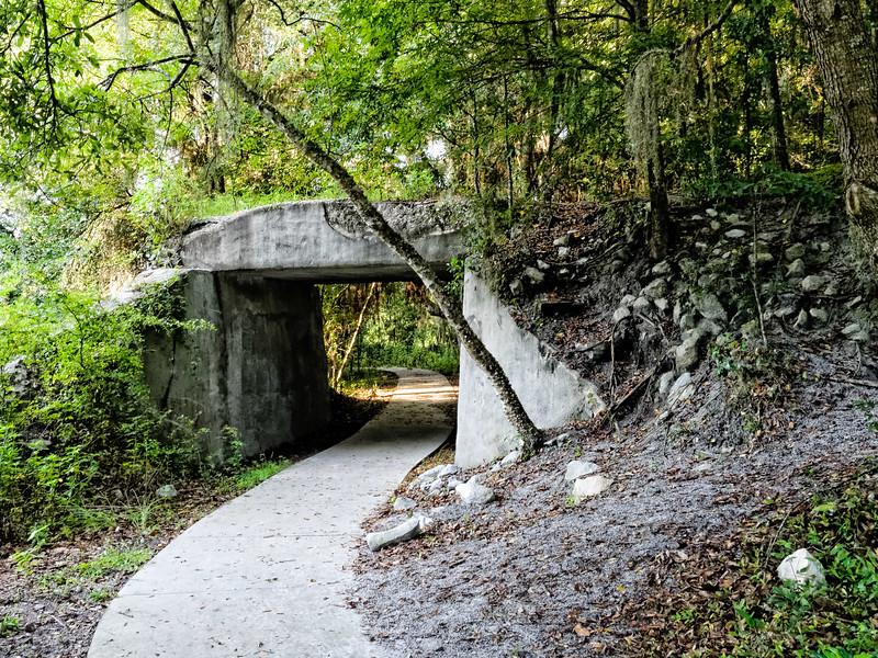 Florida Southern Railroad Trestle