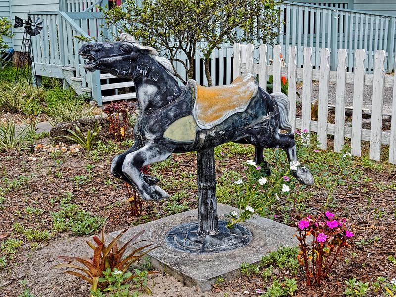 Melrose Florida Hobby Horse