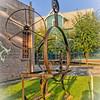 Sculpture by Lennie Kesl in Gainesville