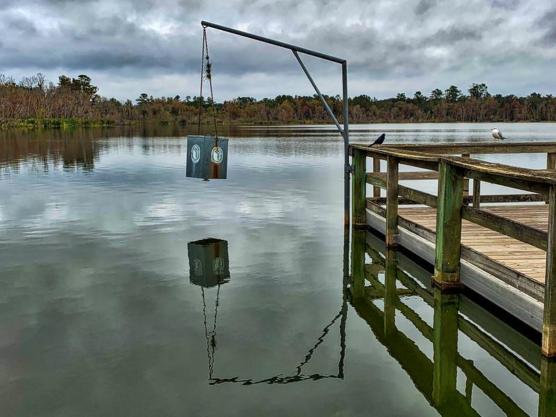 Johnson Lake Fishing Pier