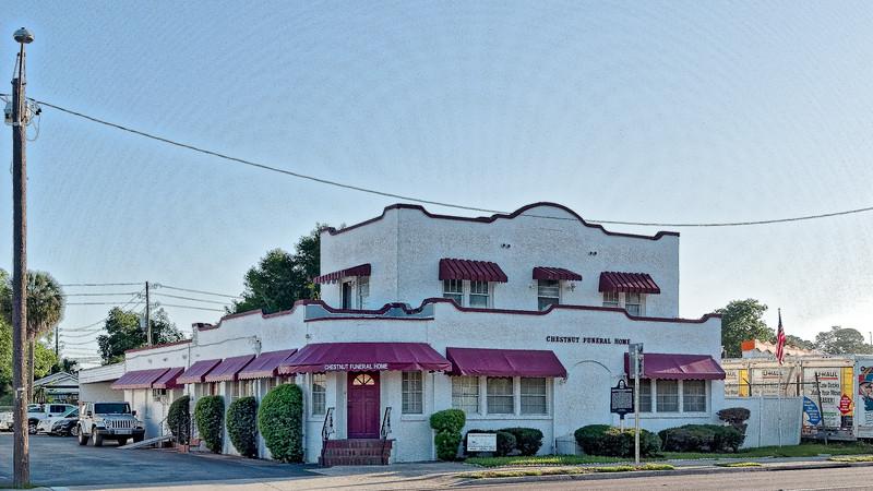 Chestnut Funeral Home Gainesville