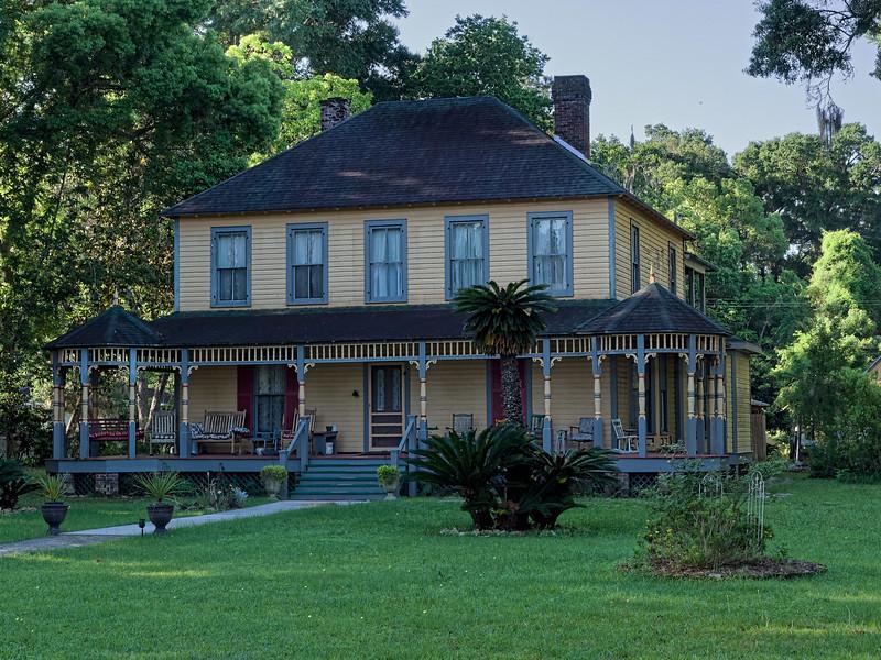 Archer Florida Folk Victorian Home