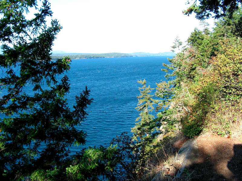 West Coast of Galiano