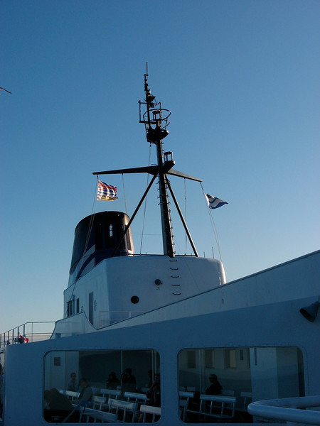 Arriving on Galiano (Sturdies Bay)