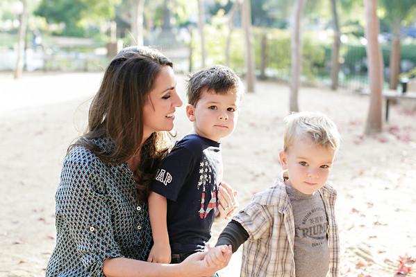Gallegos Family
