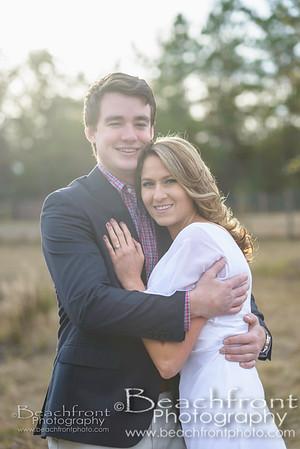 Victoria & Brandon   Defuniak Springs Engagement Photographers
