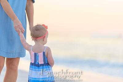 Mayer family beach pictures in Destin, FL.