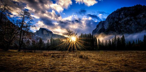 Cook's Meadow Sunrise