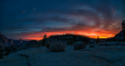 Embers At Olmsted Point