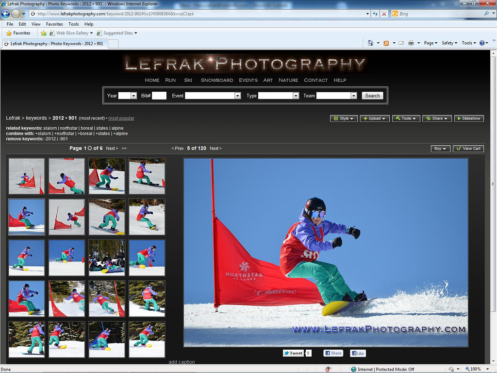 This racer has 120 photos in 8 race galleries.  All these high resolution images can be downloaded for just $169.00!