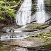 Lick Brook Falls