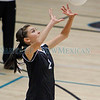The Capital High School vs St. Michael's High School volleyball game at Capital on Sep. 1, 2010.             Luis Sanchez Saturno/ The New Mexican.