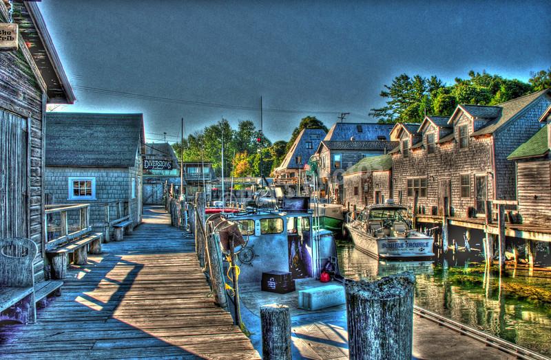 Fishtown, Michigan