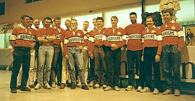 Groups - Harriers' Jasper-Banff Relay Team - 1990