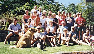 Groups - Haney to Harrison Warmup Corn Roast - 1999