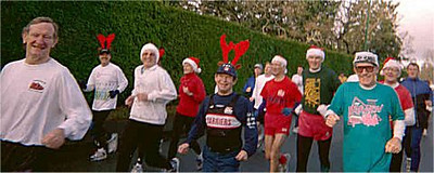 Groups - The Thursday Morning Runners at the Merrython - 2000