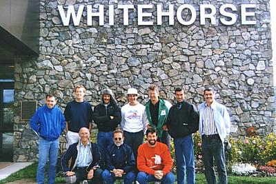 Groups - Harriers' Klondike Relay Team - 1989