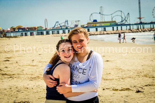 Galveston Beach 2014