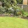 Video of flowers in the garden