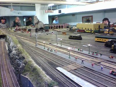 Garfield-Clarendon Model Railroad Club Open House