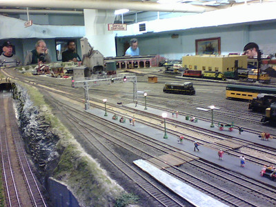 Garfield-Clarendon Model Railroad Club Open House