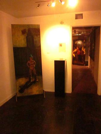 Garfield Galleria 103 March 2012