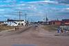 Main street, (Moosonee) 1975, from Garnet Hamilton slides misc75