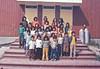 Whole school, June 1972, from Garnet Hamilton slides misc75